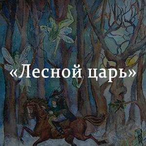 Краткое содержание «Лесной царь»