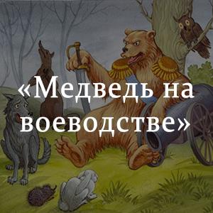 Краткое содержание «Медведь на воеводстве»