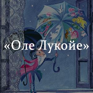 Краткое содержание «Оле Лукойе»