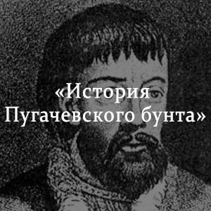 Краткое содержание «История Пугачевского бунта»