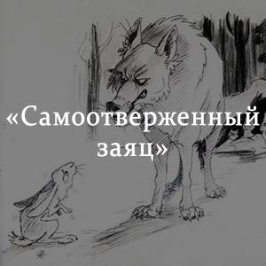 Краткое содержание «Самоотверженный заяц»