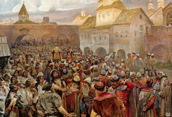 соборы xvi века