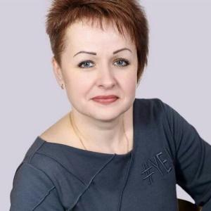 Щербань Лариса Степановна