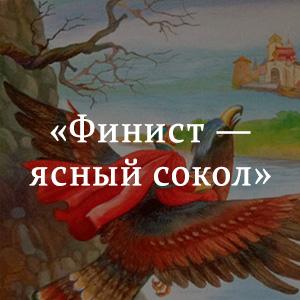 Краткое содержание «Финист — ясный сокол»