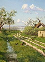Краткое содержание «Деревня»