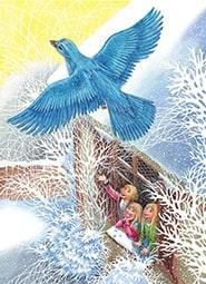 Краткое содержание «Синяя птица»