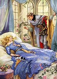 Краткое содержание «Спящая царевна»