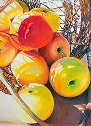 Краткое содержание «Антоновские яблоки»