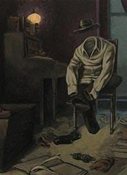 Краткое содержание «Человек-невидимка»