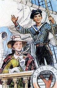 Краткое содержание «Дети капитана Гранта»