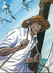 Краткое содержание «Старик и море»