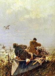 Краткое содержание «Утиная охота»